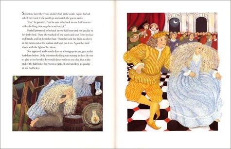 Princess Furball  Reprint edition cover