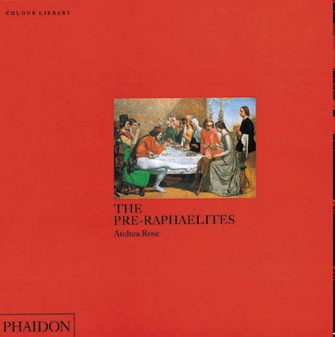 Pre-Raphaelites  3rd 1997 (Revised) edition cover