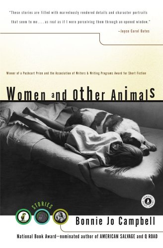 Women and Other Animals Stories  2002 (Reprint) edition cover