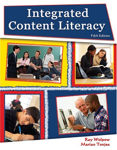 Integrated Content Literacy  5th (Revised) edition cover
