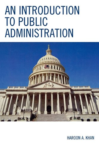 Introduction to Public Administration  N/A edition cover