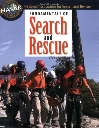 Fundamentals of Search and Rescue   2005 edition cover