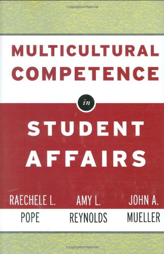 Multicultural Competence in Student Affairs   2004 9780787962074 Front Cover