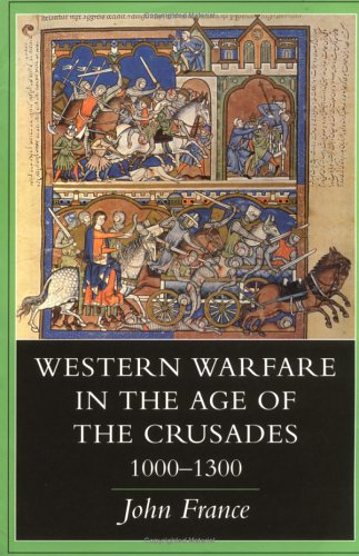Western Warfare in the Age of the Crusades, 1000-1300   1999 edition cover