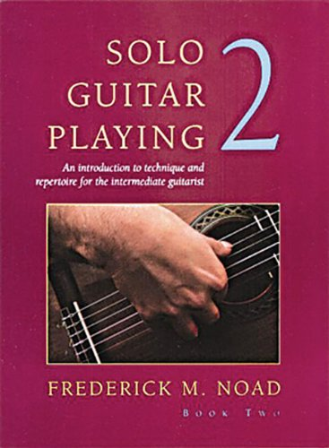 Solo Guitar Playing  3rd edition cover