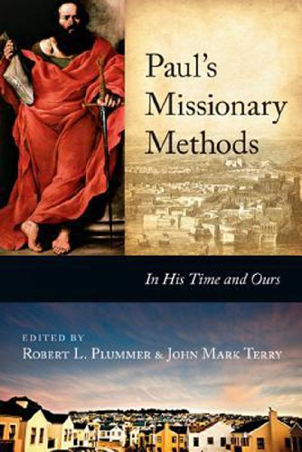 Paul's Missionary Methods In His Time and Ours N/A edition cover