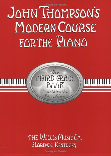 Modern Course for the Piano  N/A edition cover