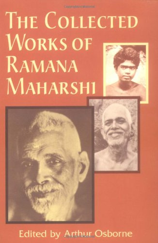 Collected Works of Ramana Maharshi  N/A edition cover