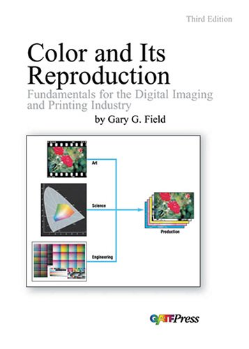 Color and Its Reproduction 3rd 2004 edition cover