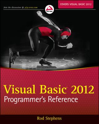 Visual Basic 2012 Programmer's Reference   2012 edition cover