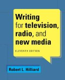 Writing for Television, Radio, and New Media:   2014 edition cover