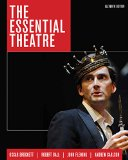 The Essential Theatre:   2016 9781305411074 Front Cover