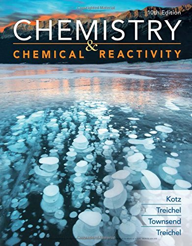 Cover art for Chemistry & Chemical Reactivity, 10th Edition
