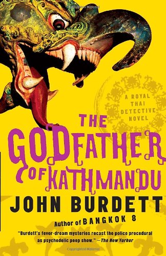 Godfather of Kathmandu  N/A edition cover