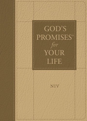 God's Promises for Your Life   2013 9781400323074 Front Cover