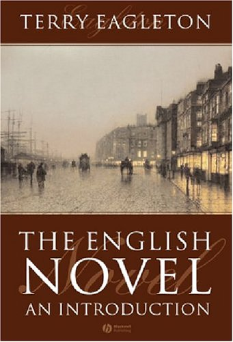 English Novel An Introduction  2005 edition cover