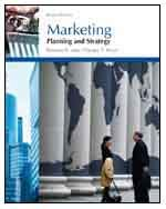 Marketing Planning and Strategy 8th 2010 edition cover