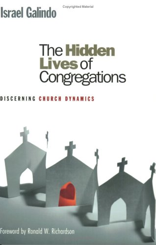 Hidden Lives of Congregations Understanding Church Dynamics  2004 edition cover