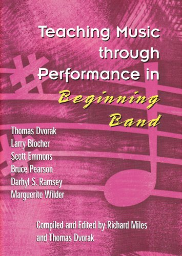 Teaching Music Through Performance in Beginning Band 1st edition cover