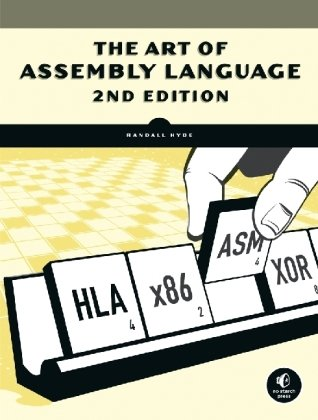 Art of Assembly Language  2nd 2010 edition cover