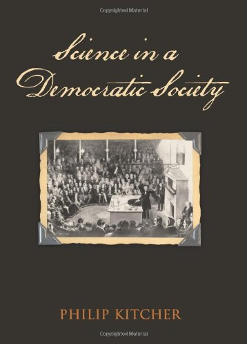 Science in a Democratic Society   2011 edition cover