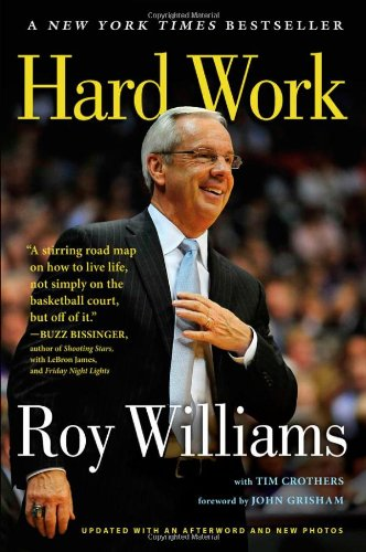 Hard Work A Life on and off the Court N/A 9781616201074 Front Cover