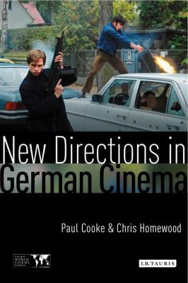 New Directions in German Cinema   2011 edition cover