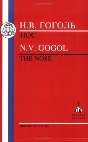 Gogol The Nose  1994 edition cover