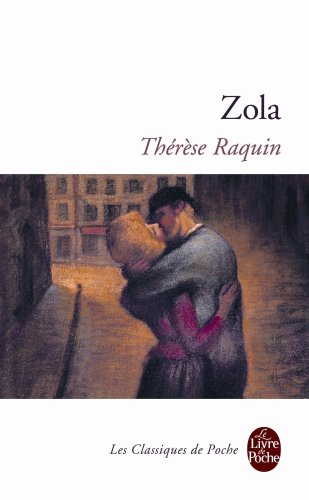 Therese Raquin: 1st 1971 edition cover