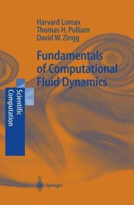 Fundamentals of Computational Fluid Dynamics   2001 edition cover