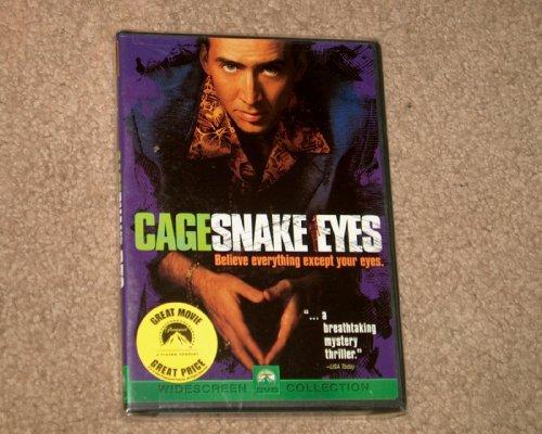 Snake Eyes-Dvd System.Collections.Generic.List`1[System.String] artwork