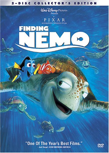 Finding Nemo (Two-Disc Collector's Edition) System.Collections.Generic.List`1[System.String] artwork