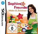 Sophies Freunde - Malen & Zeichnen Nintendo DS artwork