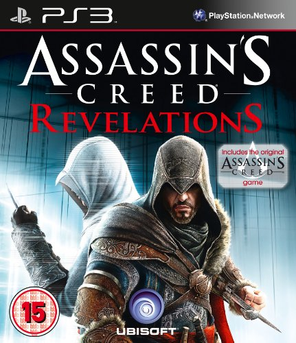 Assassin's Creed Revelations (PS3) PlayStation 3 artwork