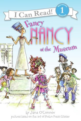 Fancy Nancy at the Museum   2008 edition cover
