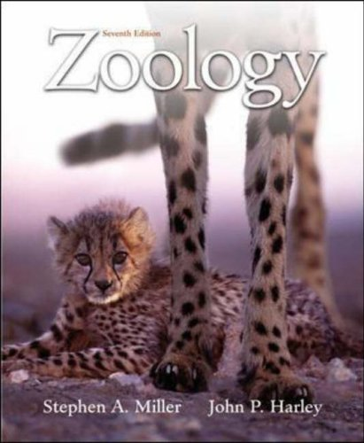 Zoology  7th 2007 (Revised) edition cover