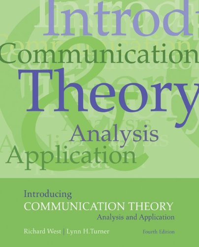 Introducing Communication Theory Analysis and Application 4th 2010 edition cover