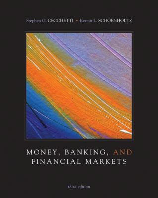 Money, Banking and Financial Markets with Connect Plus  3rd 2011 edition cover