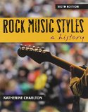 Rock Music Styles  6th 2011 edition cover