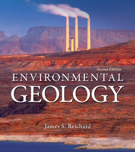 Environmental Geology  2nd 2014 edition cover