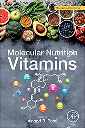 Cover art for Molecular Nutrition: Vitamins, 1st Edition