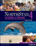 NorthStar Listening and Speaking 4 with MyEnglishLab  4th 2015 9780133382075 Front Cover