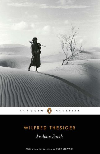 Arabian Sands   2007 (Revised) edition cover