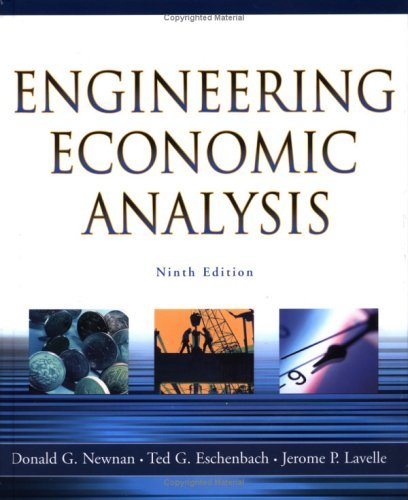 Engineering Economic Analysis 9th 2004 (Revised) edition cover