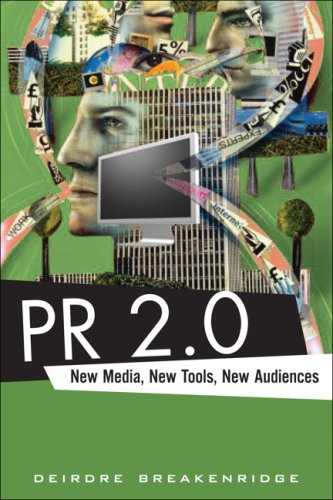 PR 2.0 New Media, New Tools, New Audiences  2008 edition cover