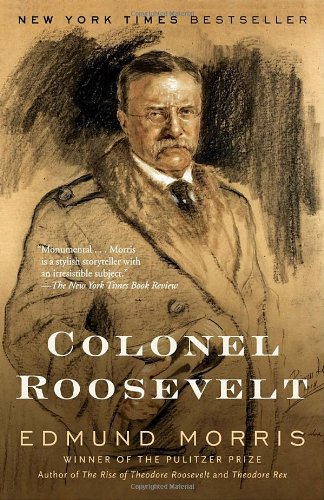 Colonel Roosevelt  N/A edition cover