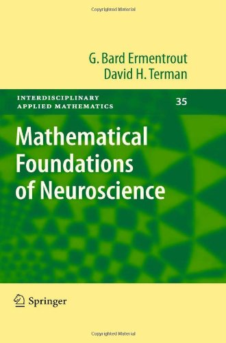 Mathematical Foundations of Neuroscience   2010 edition cover