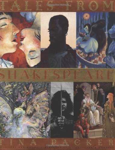 Tales from Shakespeare   2004 edition cover