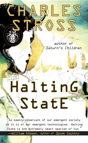 Halting State   2008 edition cover