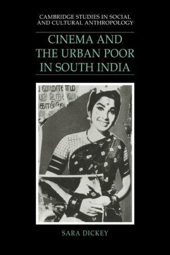 Cinema and the Urban Poor in South India   2007 9780521040075 Front Cover
